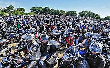 118 MADONE DES MOTARDS